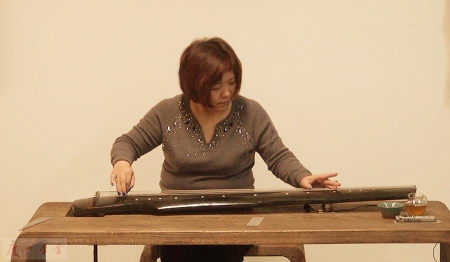 """""""琴弹古今""""赵家珍古琴艺术讲座(图文报道 2012.12.16)图片"""